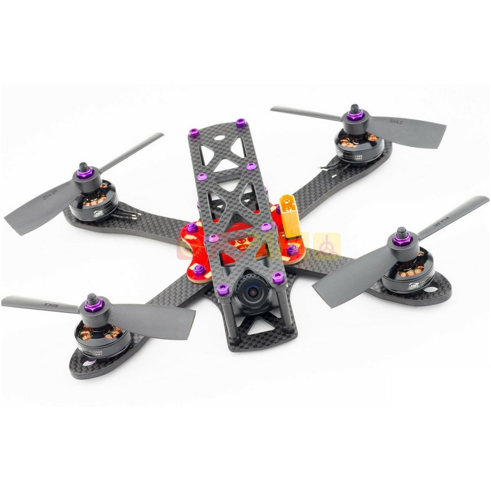 "ImpulseRC Alien FPV Frame Kit (4"" Body 5"" Arms) - RC Papa"