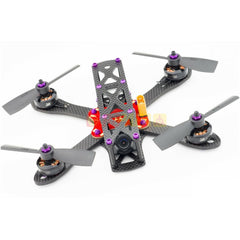 "ImpulseRC Alien FPV Frame Kit (4"" Body 5"" Arms)"