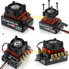 Hobbywing Quicrun 10BL120 120A Brushless Sensored Motor ESC - RC Papa