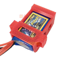 PB3D Battery Shield 850mah (Single Strap Version) - RC Papa
