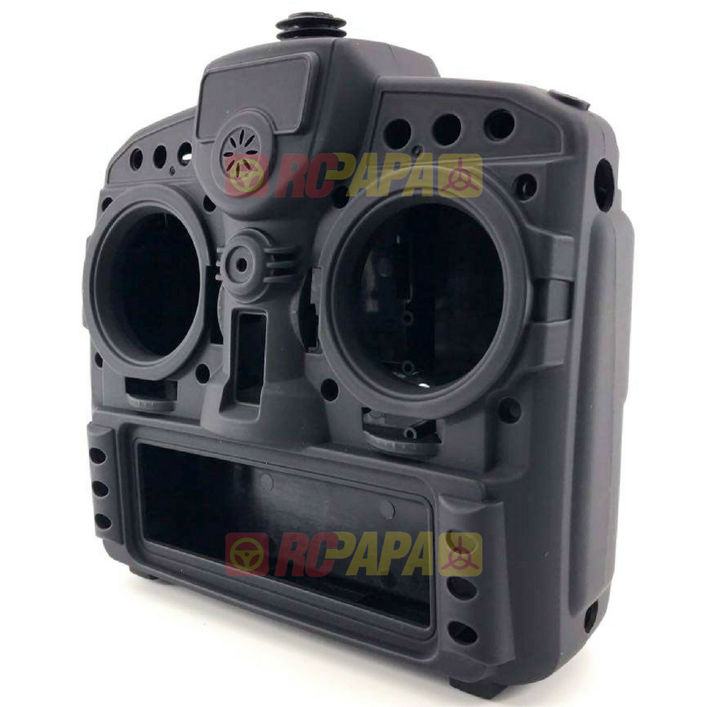 FrSky X9D Plus Taranis Radio Transmitter Replacement Shell (Black) - RC Papa