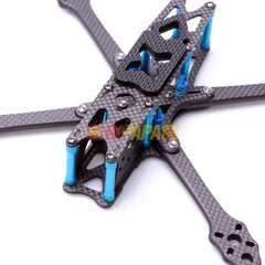 AstroX X5 FreeStyle Frame Kit (JohnnyFPV V2 J5 5inch with Full Plastic Kit)