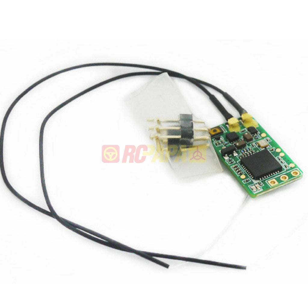 FrSky Ultra Light XM+ Plus 16ch Receiver RX (SBUS non-telemetry Full Range) - RC Papa - 1
