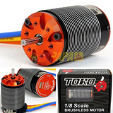 SkyRC Toro X8S Brushless Sensored Motor for 1/8 Buggy - RC Papa - 2