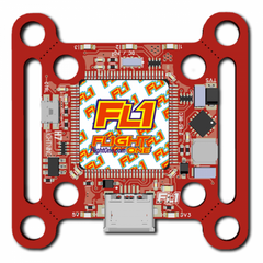 FlightOne Lightning H7 500mhz Flight Controller – Solder Only