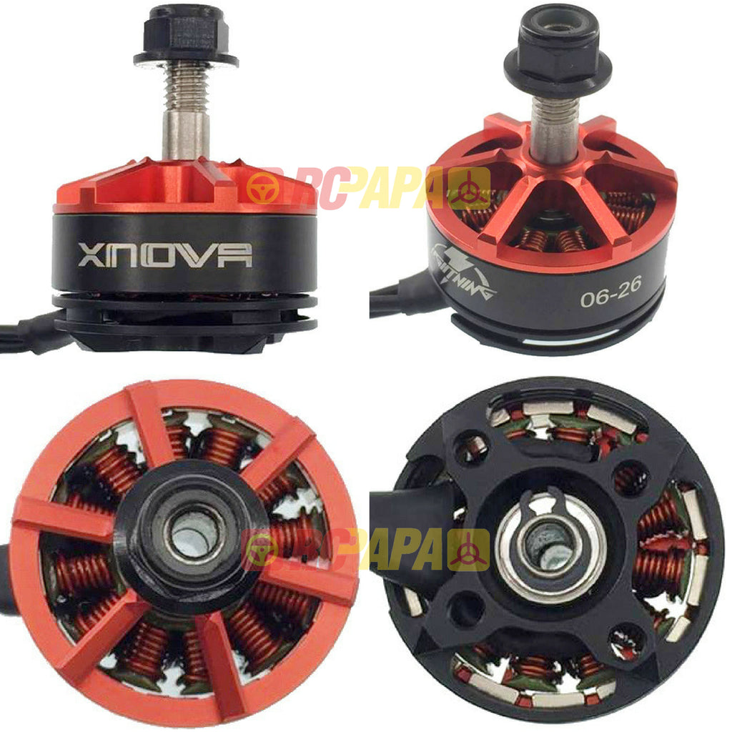 Xnova 2206 2600KV FPV Racing Quad Motor (4pc Set) - RC Papa