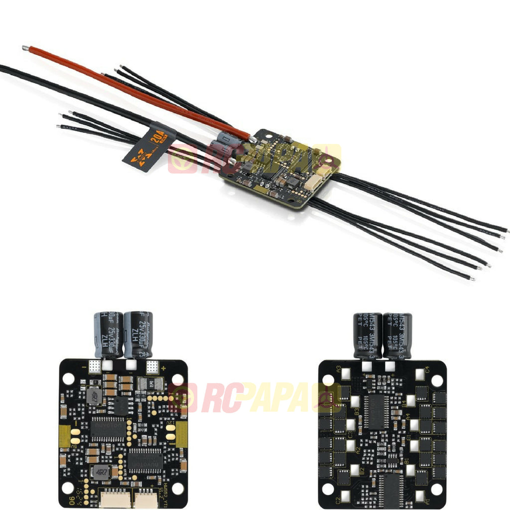 Hobbywing XRotor 20A 4in1 Micro ESC (2S-4S) - RC Papa