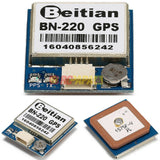 BeiTian BN-220 High Precision GPS GLONASS Dual Module with Antenna 10Hz for Flight Controller - RC Papa