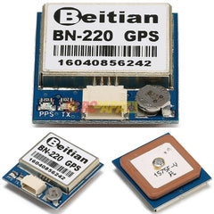 BeiTian BN-220 High Precision GPS GLONASS Dual Module with Antenna 10Hz for Flight Controller