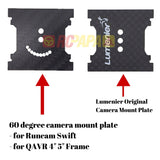 QAVR Camera Side Plate for Runcam Swift Camera Mount - RC Papa