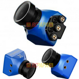Foxeer Predator Mini 1000TVL 4:3 w/ OSD 1.8mm/2.5mm FPV Camera (Red/Blue/Black/Purple) - RC Papa
