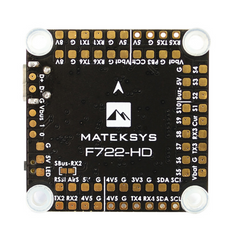 Matek System Flight Controller F722-HD