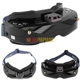 Skyzone SKY02C 5.8G 48CH Diversity FPV Goggle Support Head Tracker - RC Papa
