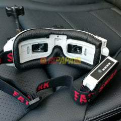 Replacement Faceplate Foam for FatShark FPV Goggle (Leather)