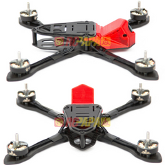 XLabs STEEZ FPV Race Quad Frame Kit