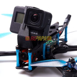 AstroX X5 FreeStyle Frame Kit (JohnnyFPV V2 J5 5inch with Full Plastic Kit) - RC Papa