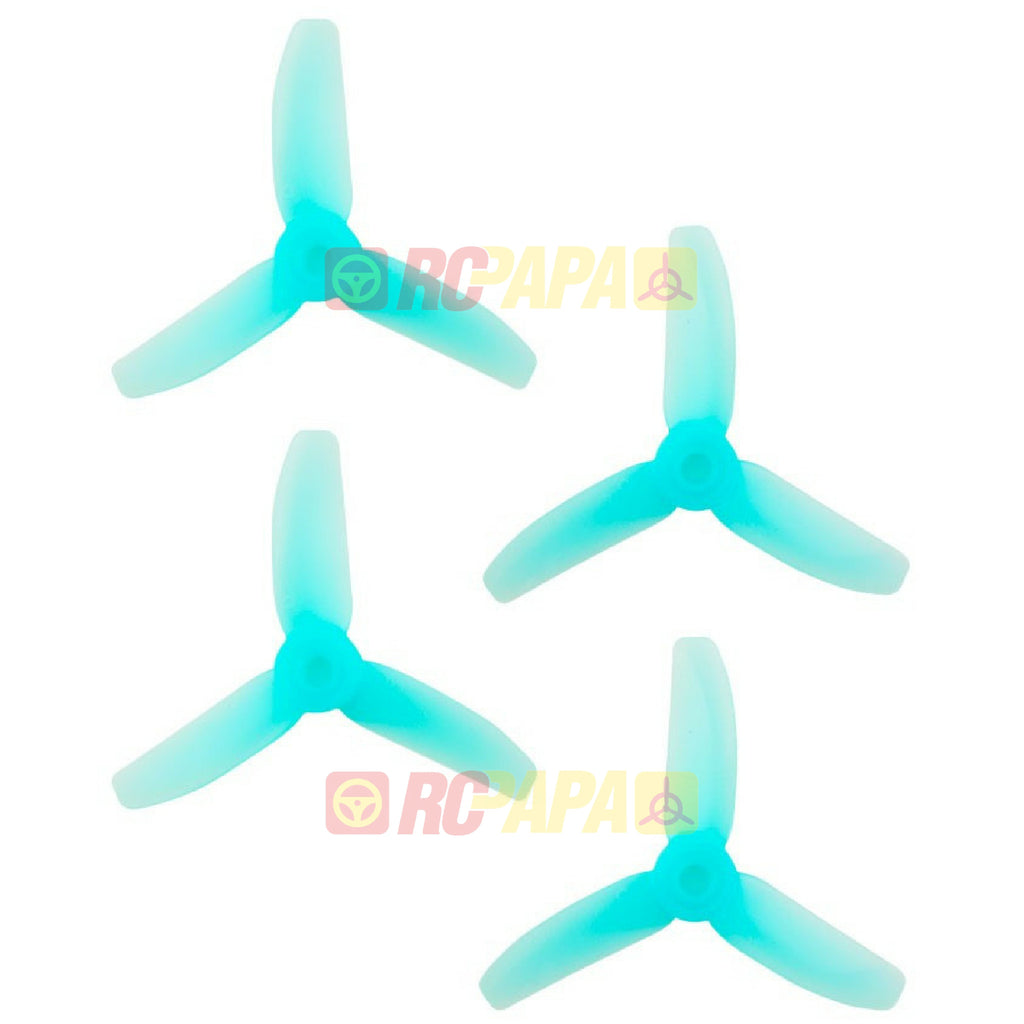 HQ DP 3x3x3 PC Poly Carbonate Propellers - RC Papa