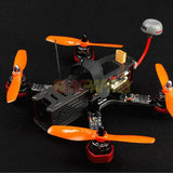 DALRC XR215 Carbon Fiber FPV Racing Quad Frame Kit - RC Papa