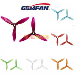 Gemfan Flash 5149-3 Tri-Blade Durable Propeller for FPV Quad Racing