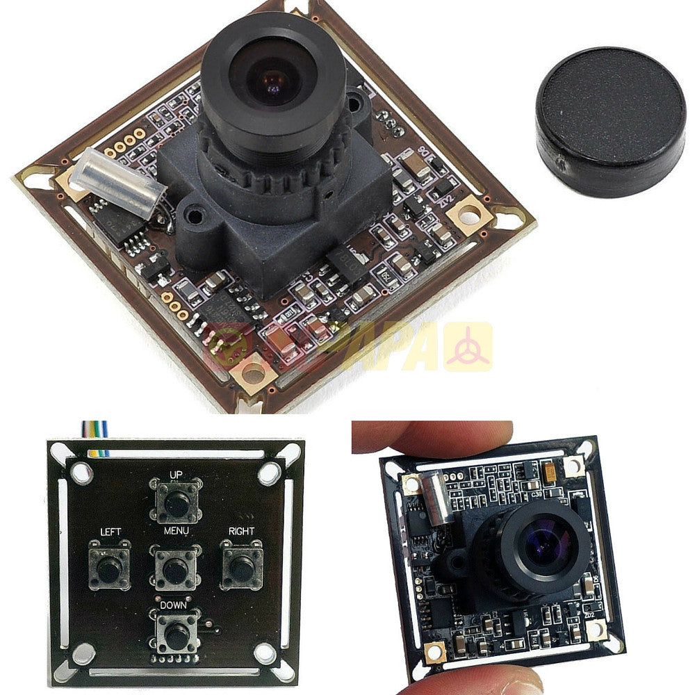 "1/3"" Sony 600TVL HAD CCD CC1333 Mini FPV Camera - RC Papa - 1"