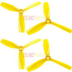 "HQ 5"" 5x4.6x3 Durable Tri-Blade Glass Fiber Propellers - RC Papa"