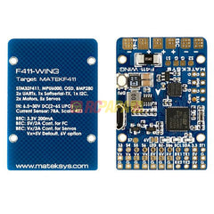 Matek Flight Controller F411-WING - RC Papa