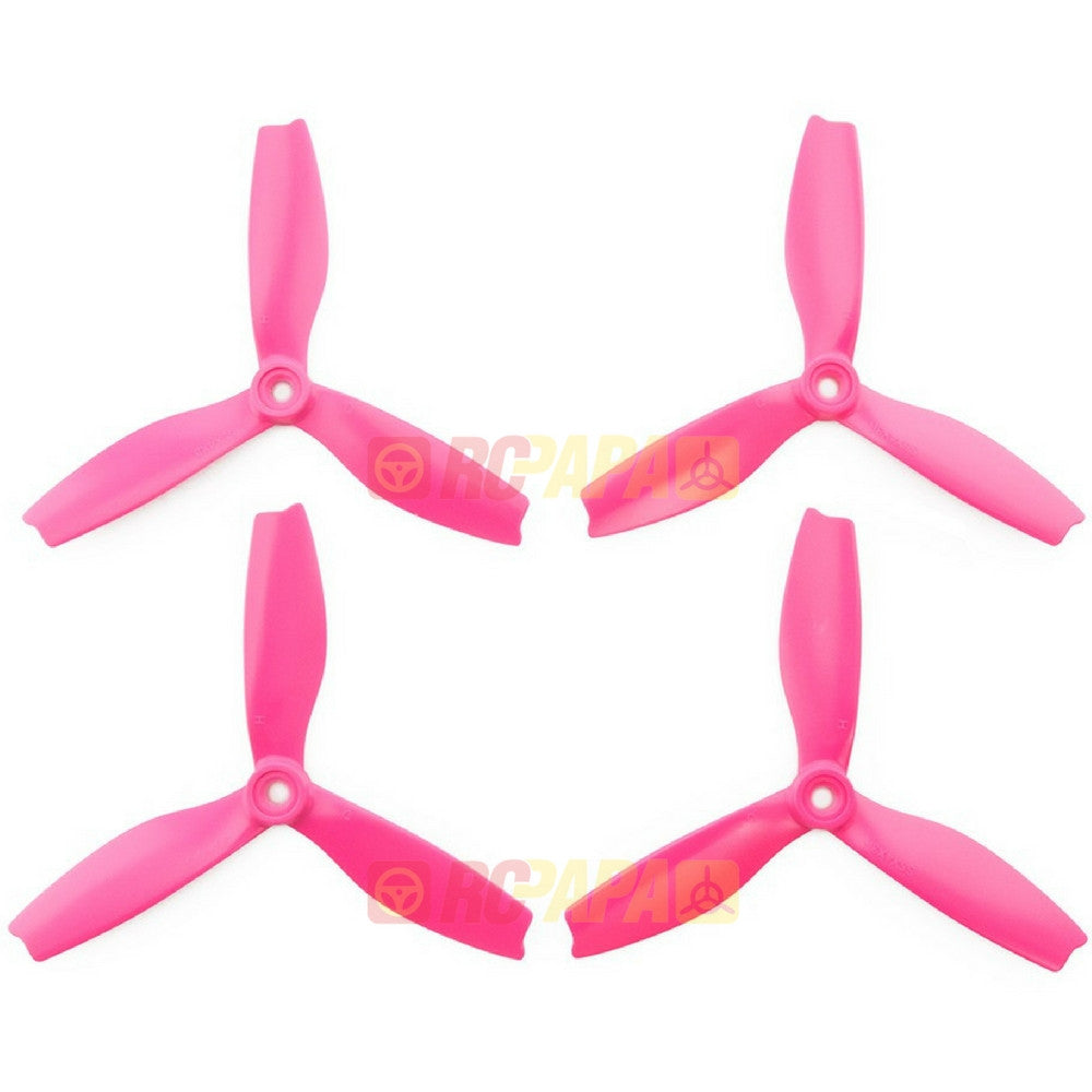 "HQ 5"" DPS 5x4x3 PC Tri-Blade Polycarbonate Propellers - RC Papa - 1"