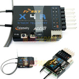 FrSky X4RSB 3/16ch 2.4Ghz ACCST Receiver (with telemetry Smart Port SBUS) - RC Papa - 1