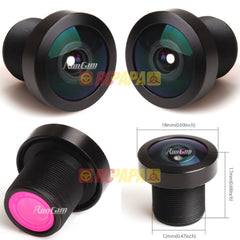 Replacement Lens for RunCam Eagle (2.5mm FOV140 4:3) - RC Papa