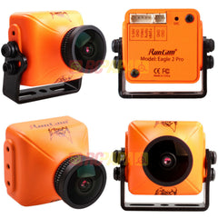 RunCam Eagle 2 PRO 16:9 4:3 Switchable FPV Camera - RC Papa