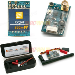 FXT FX796T 600mW 5.8GHz 40CH VTX Video Transmitter (SMA) - RC Papa
