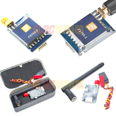FXT FX795T 25/200mW 5.8GHz 40CH VTX Video Transmitter with Raceband (SMA) - RC Papa