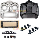 FrSky X9D Plus Taranis Radio Transmitter Replacement Case/Sticker/Plate/Button Full Set - RC Papa