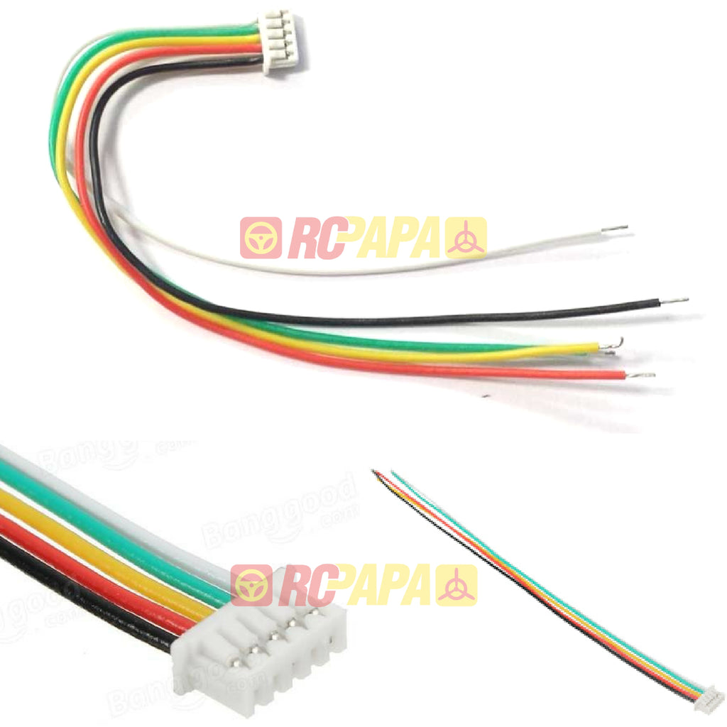 Replacement Connection Silicone Wire Set for FrSky XSR Receiver – RC ...