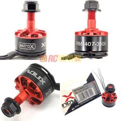 Xnova 1407 3500KV FPV Quad Motor (4pc Set)