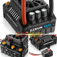Hobbywing EZRUN Max8 150A Waterproof Brushless ESC - RC Papa