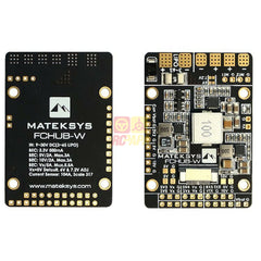 Matek Fixed Wing PDB FCHUB-W with Current Sensor - RC Papa