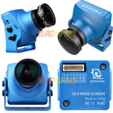 Foxeer Monster v2 HS1197 16:9 1200TVL FPV Camera (Built-in OSD Audio 2.5mm Lens) - RC Papa
