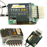 FrSky TFR4SB SBUS 2.4Ghz 3/16CH Receiver (Futaba FASST Compatible) - RC Papa
