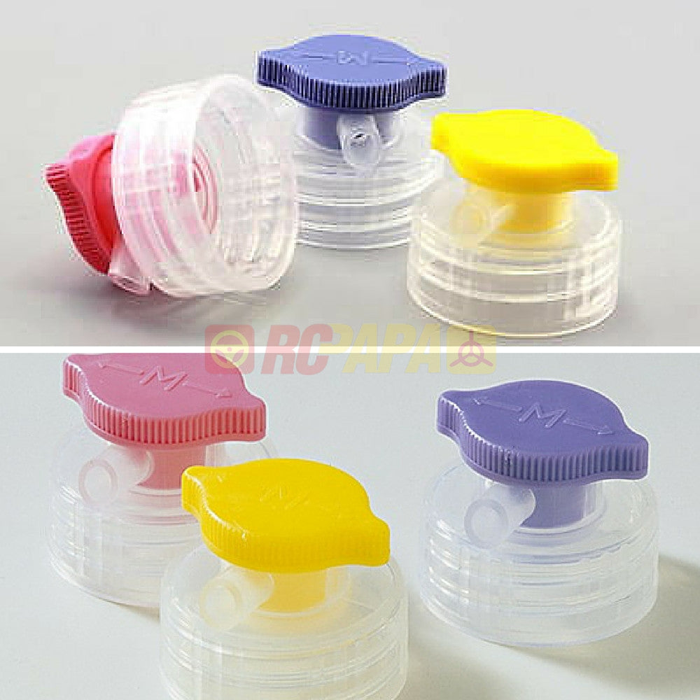 Mr. Hobby Bottle Spout Cap Set for Mr. Thinner GT33 (3pc Set) - RC Papa