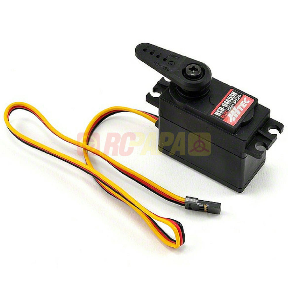 Hitec HSB-9465SH Digital High Speed High Voltage Brushless Servo - RC Papa - 1