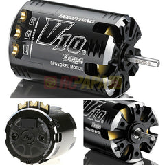 Hobbywing XERUN V10 Sensored Brushless Motor for 1/10 RC - RC Papa