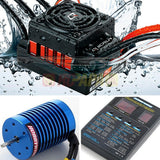 Hobbywing QUICRUN 10BL60 60A EZRUN 3650 Waterproof Sensorless Brushless Combo 1/10 RC - RC Papa