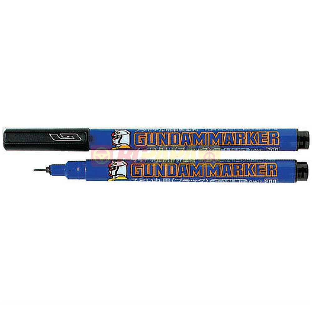 Mr. Hobby Gundam Marker Pen (Thin Liner Type) GM01~03 - RC Papa