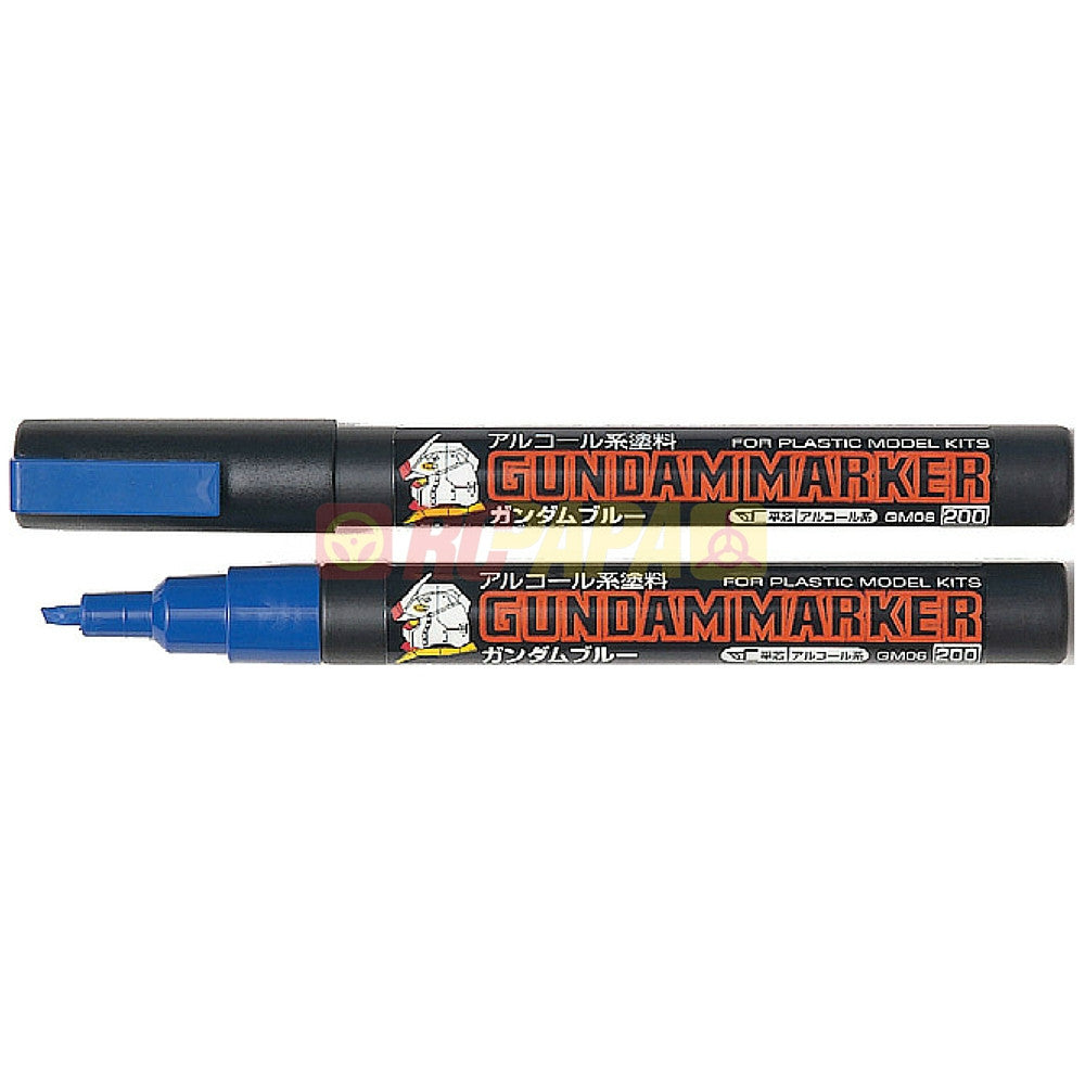 Mr. Hobby Gundam Marker Pen (Standard & Metallic) GM04~19 - RC Papa