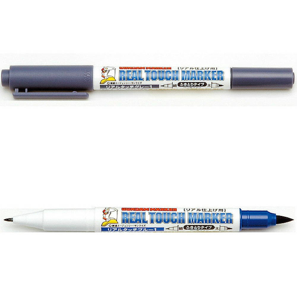 Mr. Hobby Gundam Marker Pen (Real Touch) GM400~410 - RC Papa