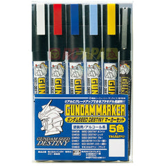 Mr. Hobby Gundam Marker Pen (Seed Destiny Color) GMS114 - RC Papa