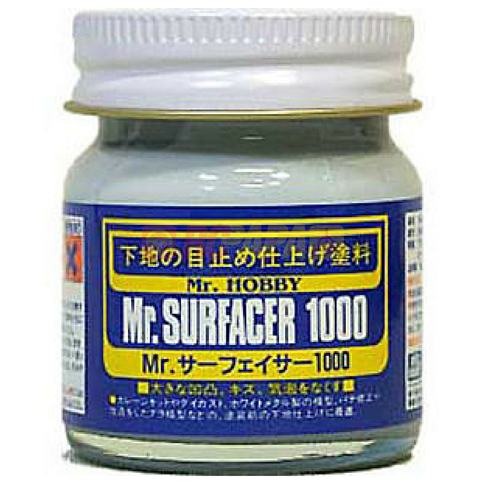 Mr. Hobby Mr. Surfacer 1000 40ml SF284 - RC Papa