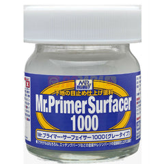 Mr. Hobby Mr. Primer Surfacer 1000 40ml SF287 - RC Papa