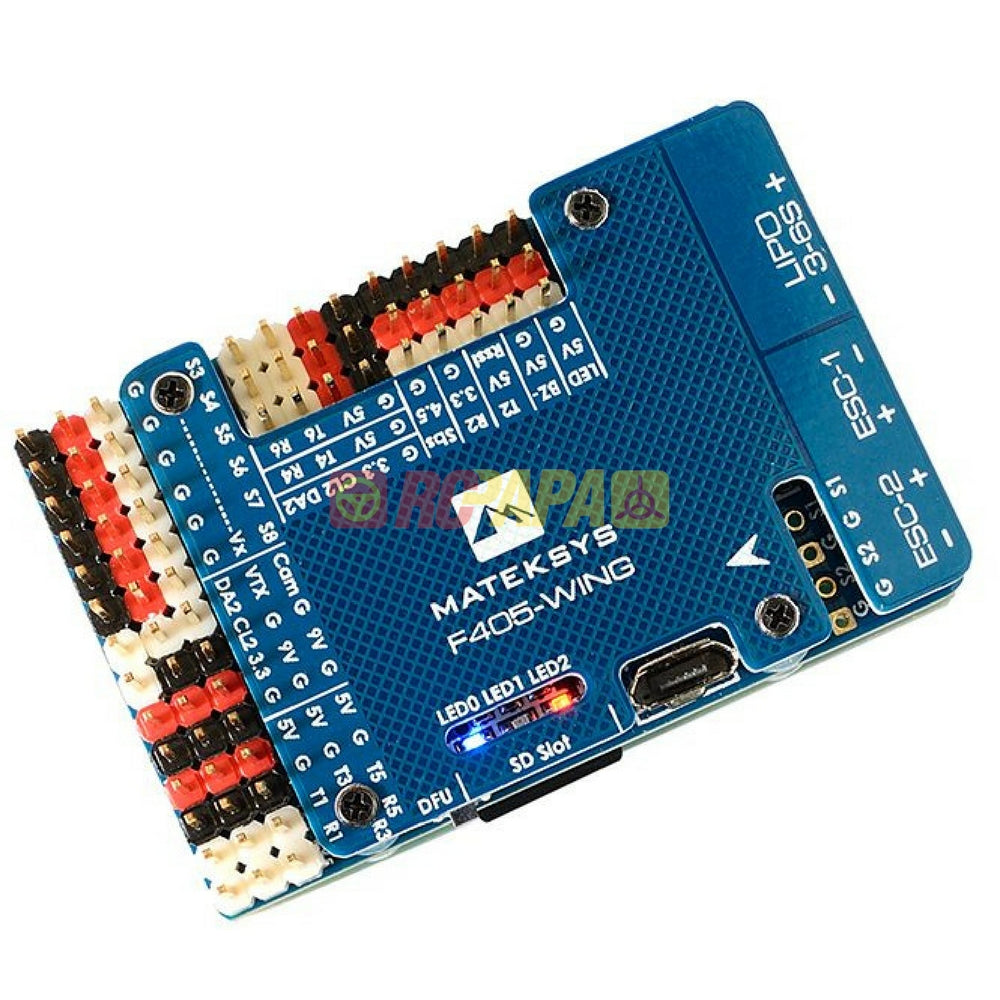 Matek F405 FC Flight Controller Wing